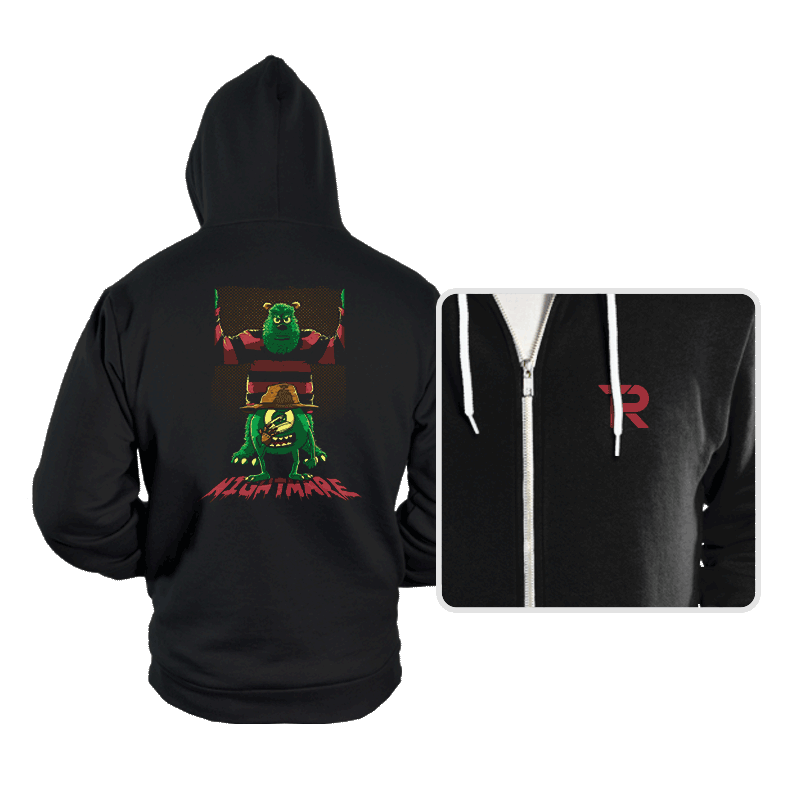 Freddy University - Hoodies - Hoodies - RIPT Apparel