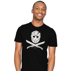 Jolly Voorhees - Mens - T-Shirts - RIPT Apparel