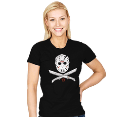 Jolly Voorhees - Womens - T-Shirts - RIPT Apparel