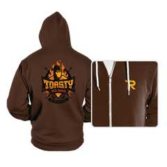 Toasty BBQ Shack - Hoodies - Hoodies - RIPT Apparel