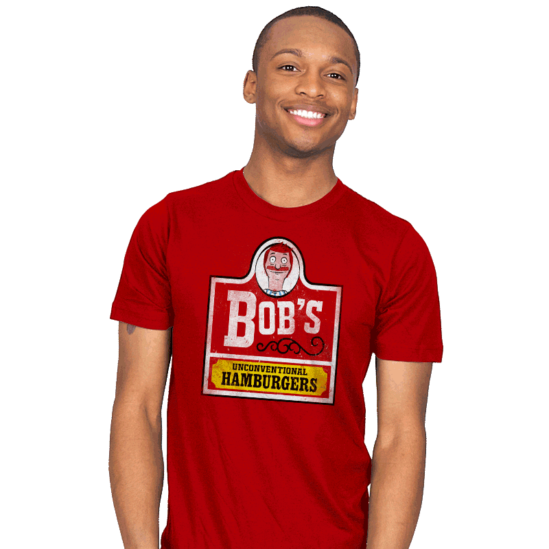 Unconventional Burgers - Mens - T-Shirts - RIPT Apparel