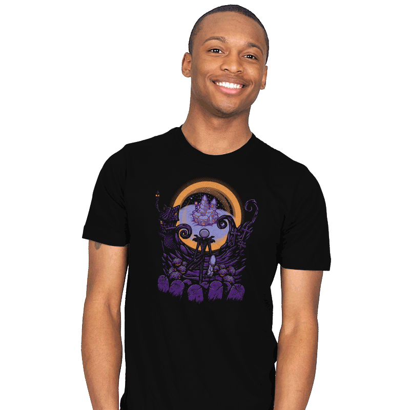 Portal Nightmare - Mens - T-Shirts - RIPT Apparel