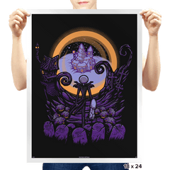 Portal Nightmare - Prints - Posters - RIPT Apparel