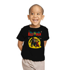 Dwarf Crusader - Youth - T-Shirts - RIPT Apparel