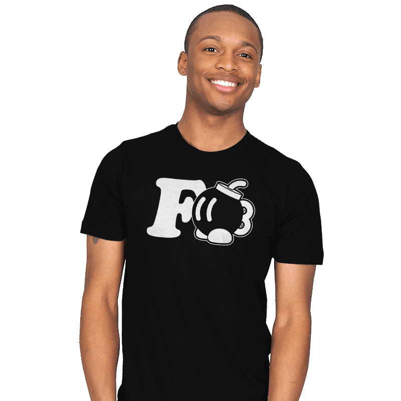 F-Bobomb - Mens - T-Shirts - RIPT Apparel