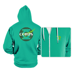 For The Corps - Hoodies - Hoodies - RIPT Apparel