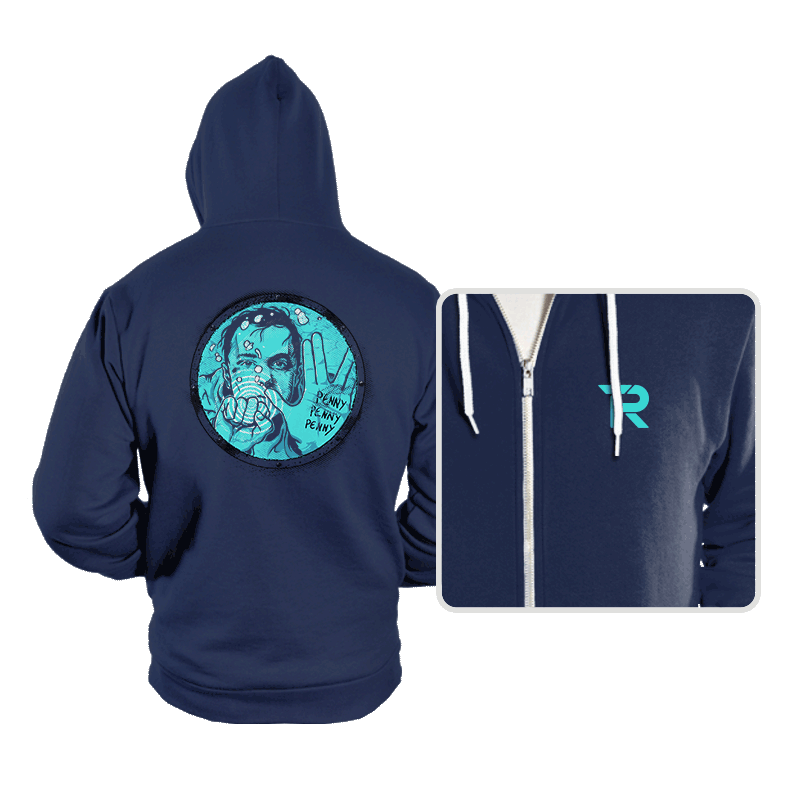 Sheldon is LOST - Hoodies - Hoodies - RIPT Apparel