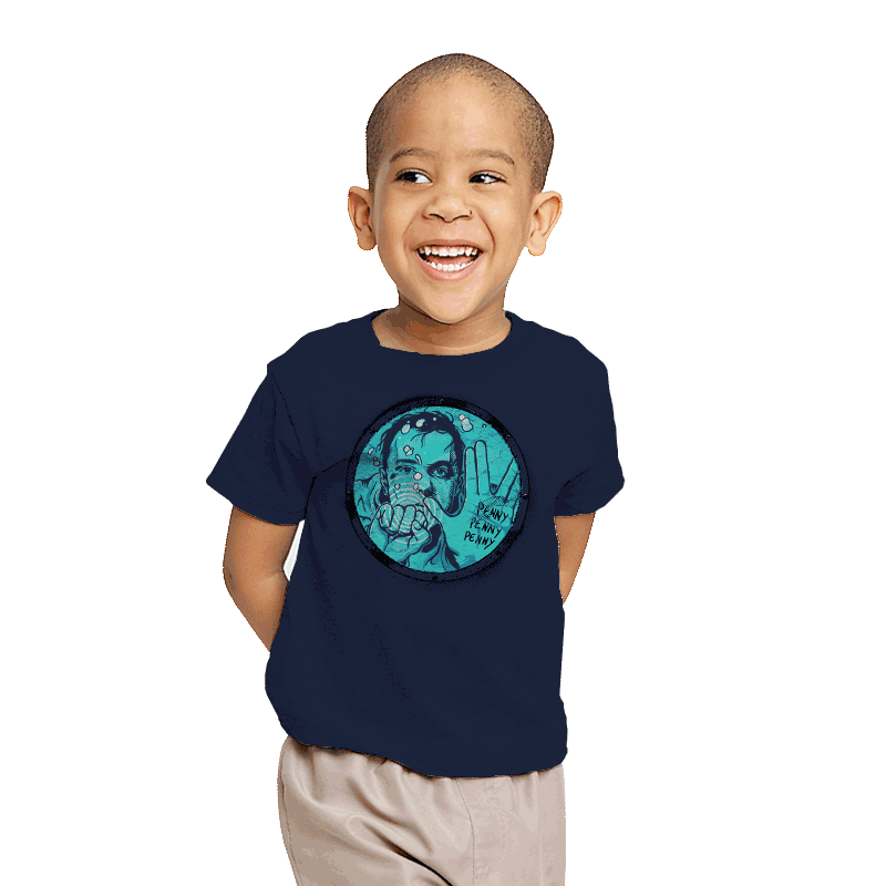 Sheldon is LOST - Youth - T-Shirts - RIPT Apparel
