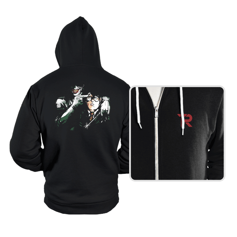Scar of Magic - Hoodies - Hoodies - RIPT Apparel