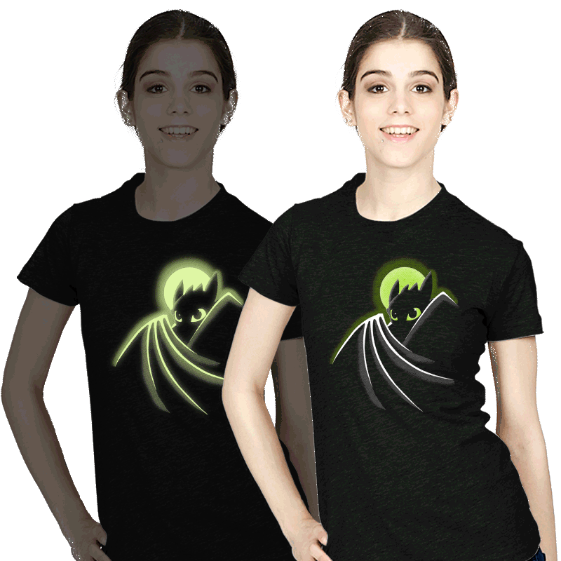 Dragman - Womens - T-Shirts - RIPT Apparel
