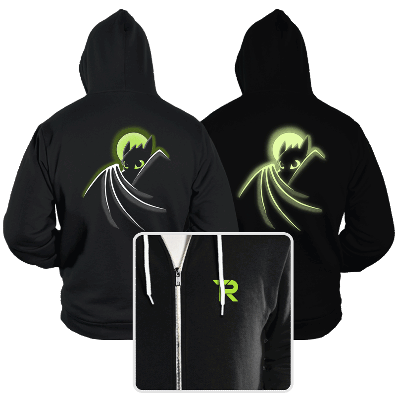 Dragman - Hoodies - Hoodies - RIPT Apparel