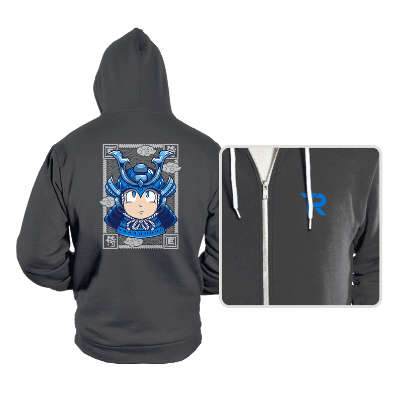 Shogun Man - Hoodies - Hoodies - RIPT Apparel