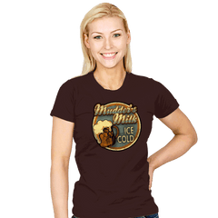 Mudder's Milk - Womens - T-Shirts - RIPT Apparel