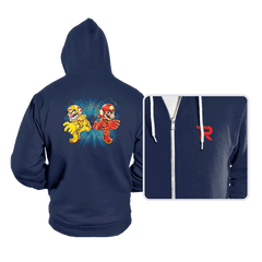 Super Flashy Rivals - Hoodies - Hoodies - RIPT Apparel