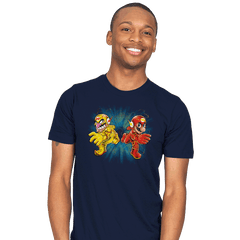 Super Flashy Rivals - Mens - T-Shirts - RIPT Apparel