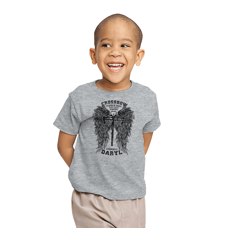 Crossbow - Youth - T-Shirts - RIPT Apparel