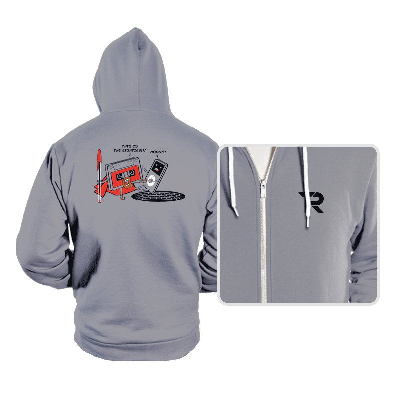 This is the Eighties! - Hoodies - Hoodies - RIPT Apparel