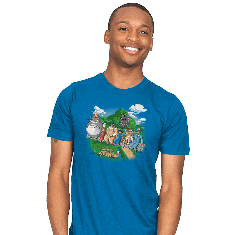 Anime Lunch - Mens - T-Shirts - RIPT Apparel