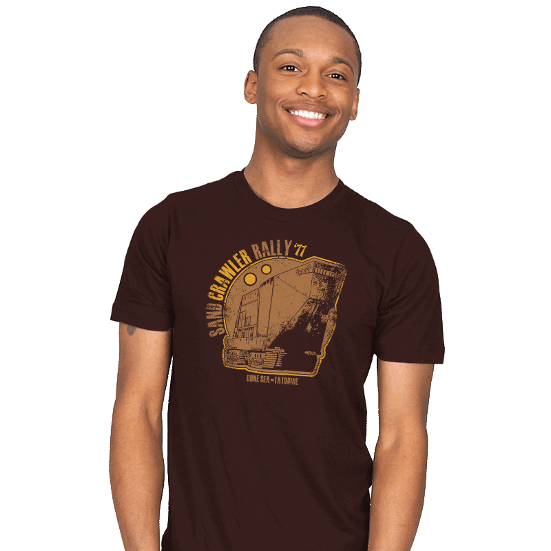 Vintage Sand Crawl - Mens - T-Shirts - RIPT Apparel