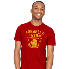 Fogwell's Gym - Mens - T-Shirts - RIPT Apparel