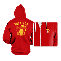 Fogwell's Gym - Hoodies - Hoodies - RIPT Apparel