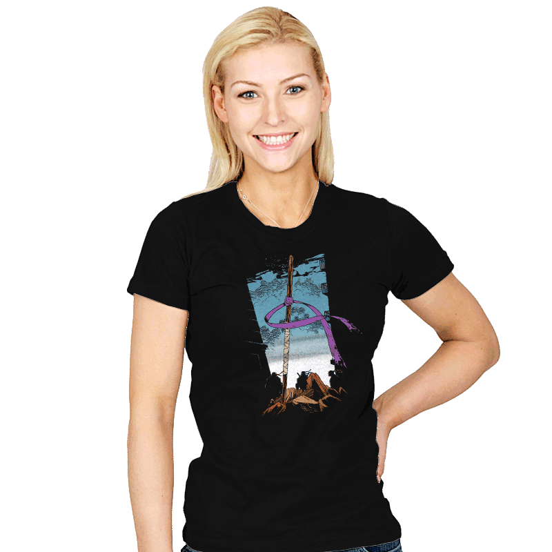 Funeral For A Brother - Womens - T-Shirts - RIPT Apparel