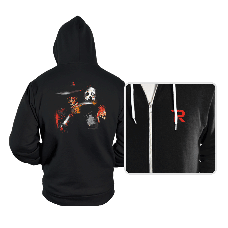Jason's Nightmare - Hoodies - Hoodies - RIPT Apparel