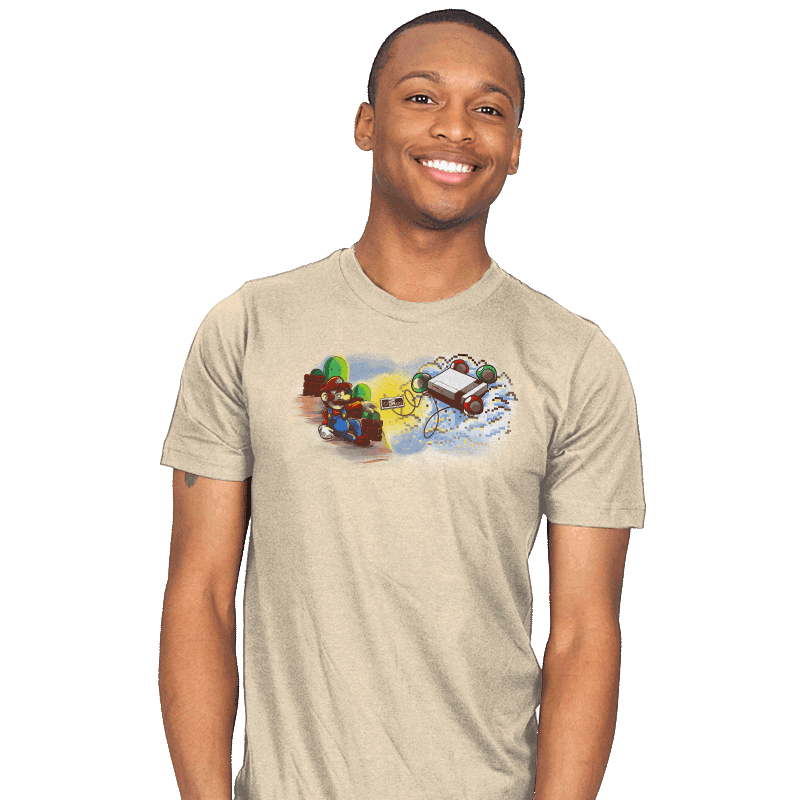 The Creation of Gaming - Mens - T-Shirts - RIPT Apparel
