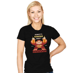 Donkey's Banana Draft - Womens - T-Shirts - RIPT Apparel