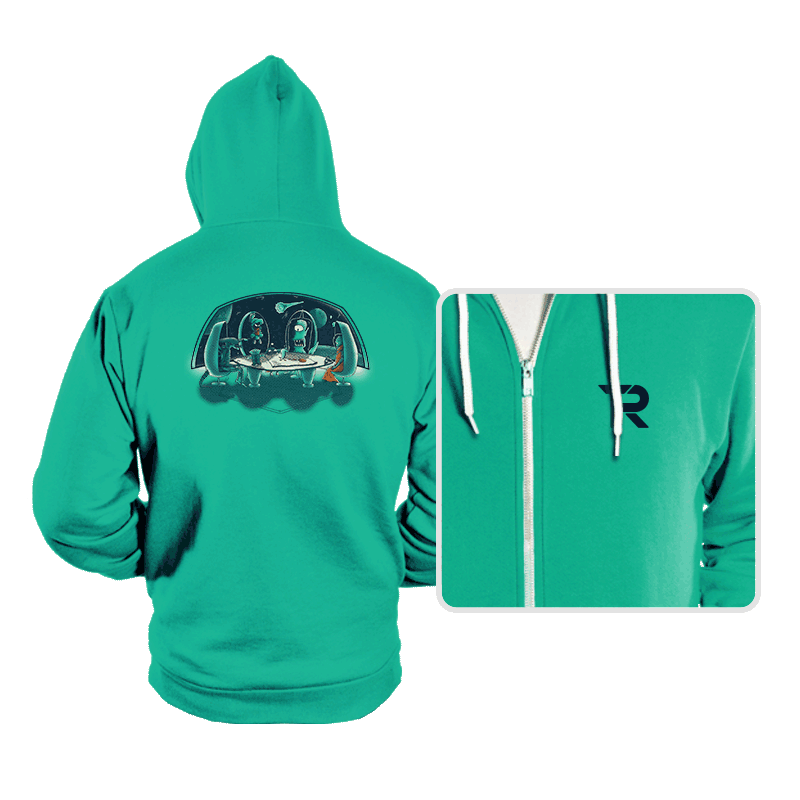 The Final Attack - Hoodies - Hoodies - RIPT Apparel