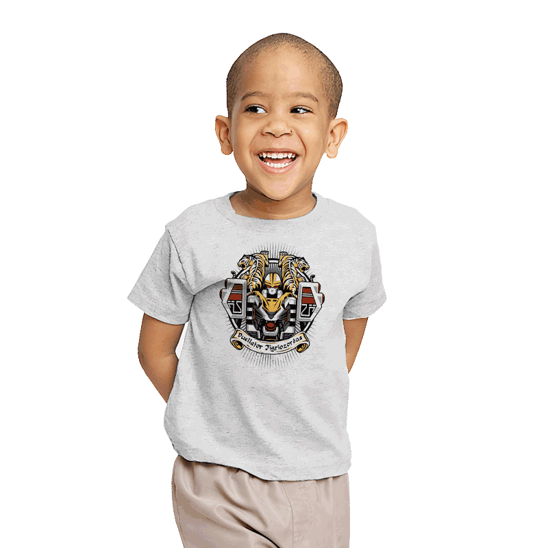 Duellator Tigriozordus - Youth - T-Shirts - RIPT Apparel