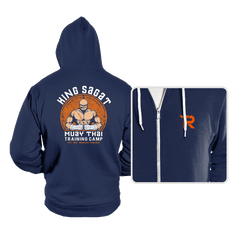 Muay Thai Camp - Hoodies - Hoodies - RIPT Apparel