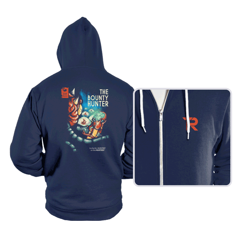 The Bounty Hunter - Hoodies - Hoodies - RIPT Apparel