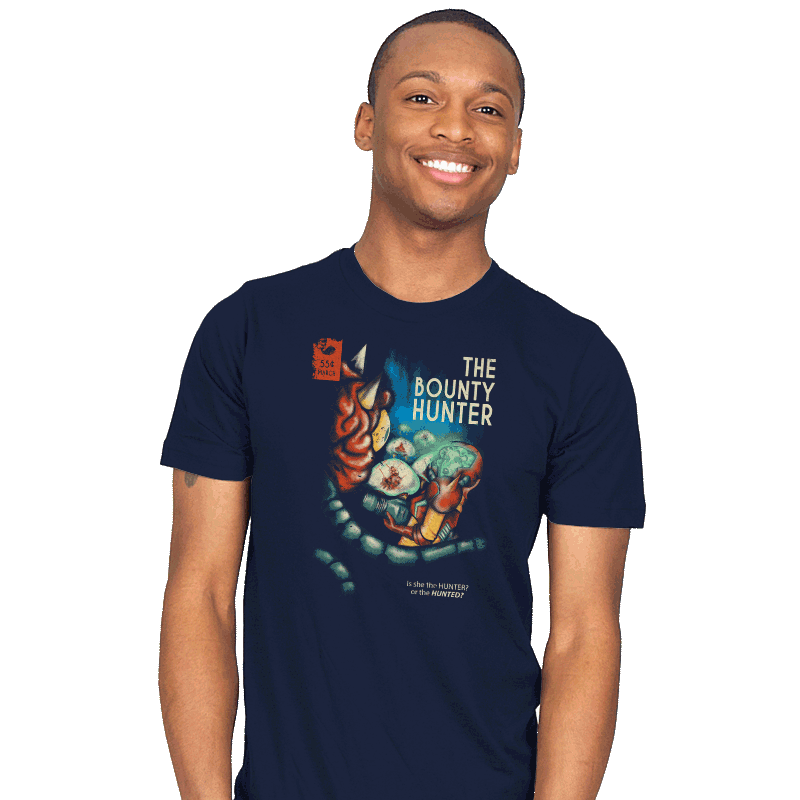 The Bounty Hunter - Mens - T-Shirts - RIPT Apparel