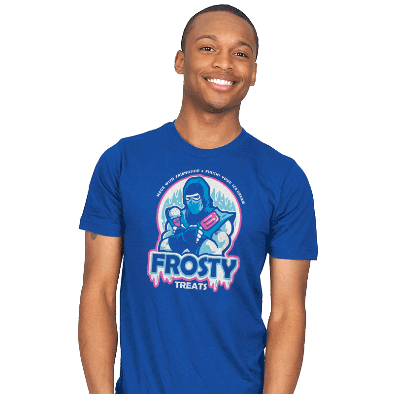 Frosty Treats - Mens - T-Shirts - RIPT Apparel