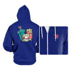 Fast Food Kingdom - Hoodies - Hoodies - RIPT Apparel