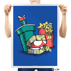 Fast Food Kingdom - Prints - Posters - RIPT Apparel