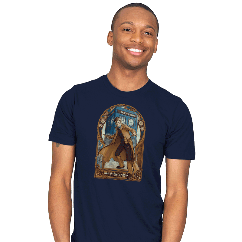 Physicker Whom - Mens - T-Shirts - RIPT Apparel