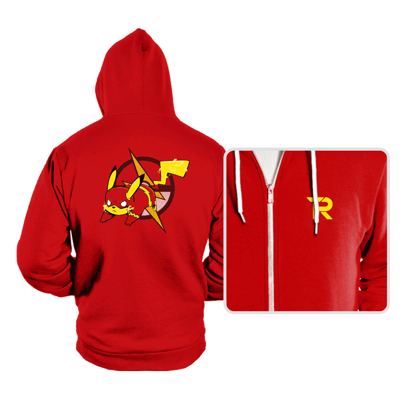 Pikaflash - Hoodies - Hoodies - RIPT Apparel