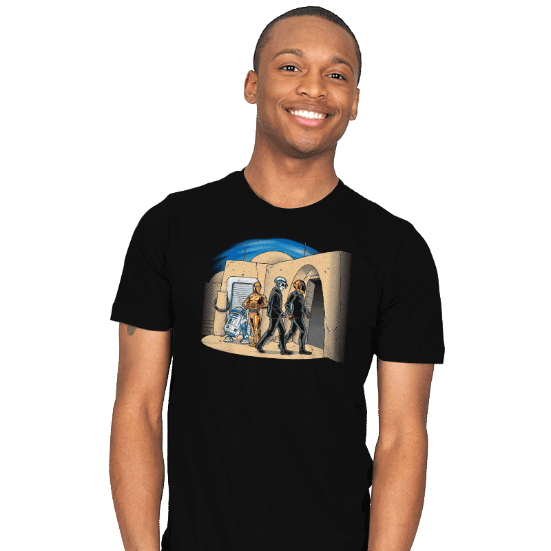 Daft Cantina - Mens - T-Shirts - RIPT Apparel