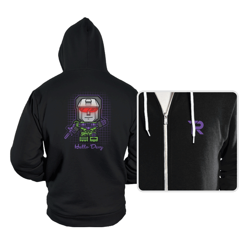 Hello Devy - Hoodies - Hoodies - RIPT Apparel