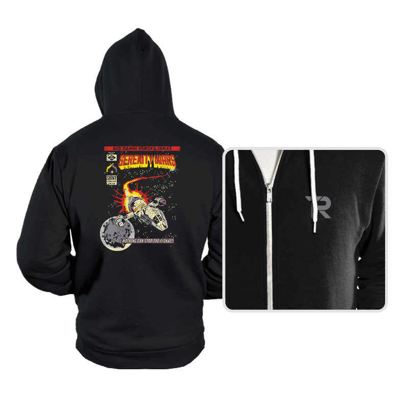 Serenity Wars - Hoodies - Hoodies - RIPT Apparel