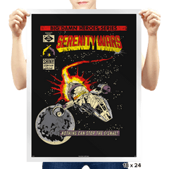 Serenity Wars - Prints - Posters - RIPT Apparel