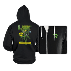 The Emerald Archer - Hoodies - Hoodies - RIPT Apparel