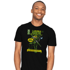 The Emerald Archer - Mens - T-Shirts - RIPT Apparel