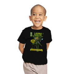 The Emerald Archer - Youth - T-Shirts - RIPT Apparel