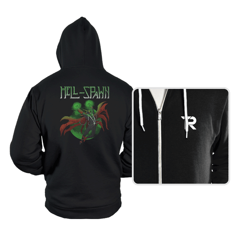 Spawn Song - Hoodies - Hoodies - RIPT Apparel
