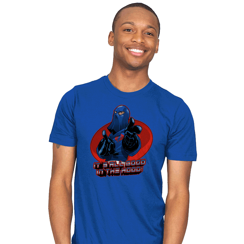 Buddy Cobra - Mens - T-Shirts - RIPT Apparel