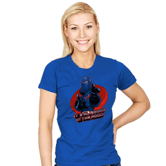 Buddy Cobra - Womens - T-Shirts - RIPT Apparel