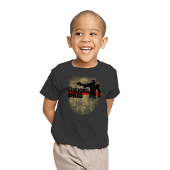 The Walking Dredd - Youth - T-Shirts - RIPT Apparel